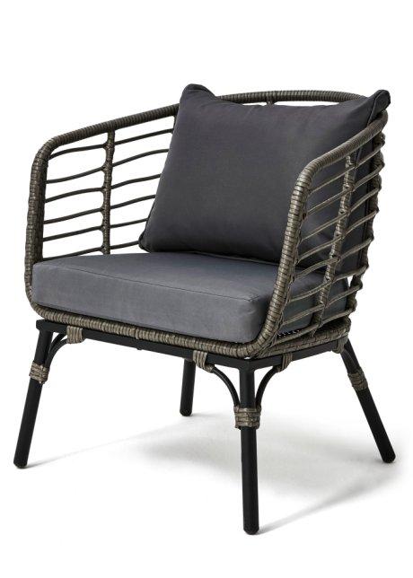 Gemütlich Sitzen Und Chillen Garten Sessel Marla Grau