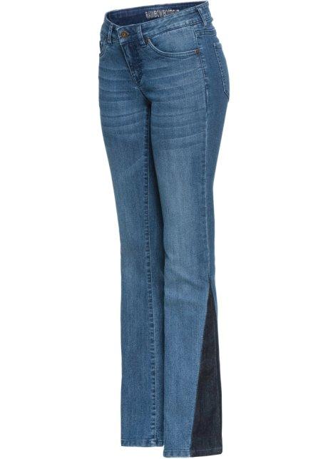 Details zu Damen Jeans Bootcut Rainbow Größe 40