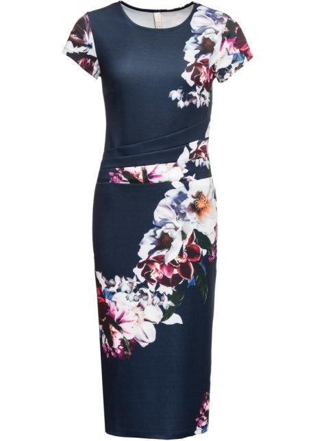 Release-Info zu exzellente Qualität näher an Kleid mit Blumendruck