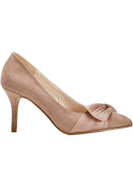 Pumps in taupe