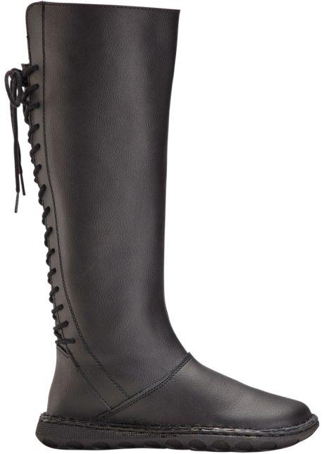 bpc selection Bequemer Stiefel aus Leder in braun für Damen von bonprix