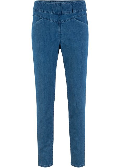 Original sehr bequem neueste jeans treggings mädchen