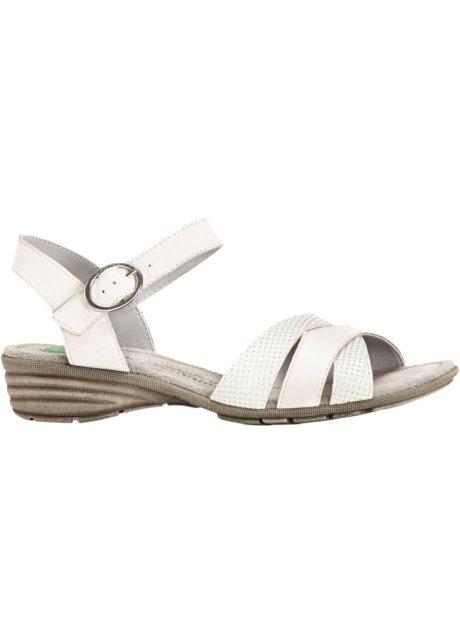 Weiße Sandalen komfortabel online kaufen | WENZ