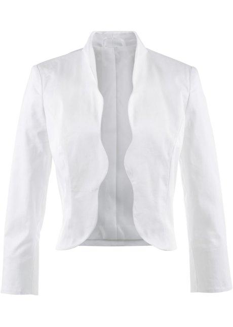 finest selection 022ab bcbb2 Elegante Bolero-Jacke mit Details