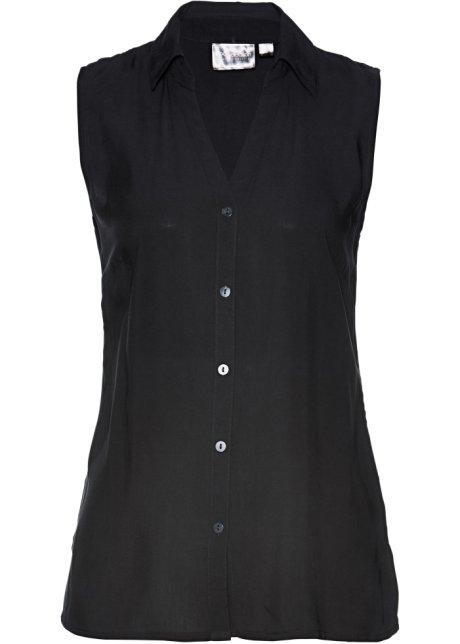 new product 3f7a4 710ab Charmante Bluse mit Seitenschlitzen