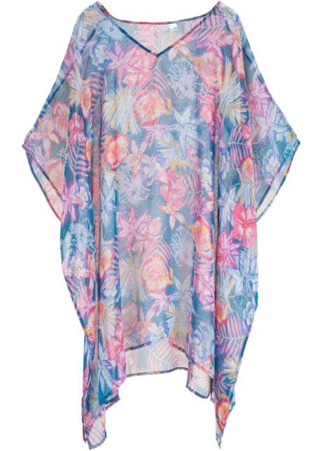 timeless design dab8a d8493 Stilvolles Strandkleid mit sommerlichen Druck