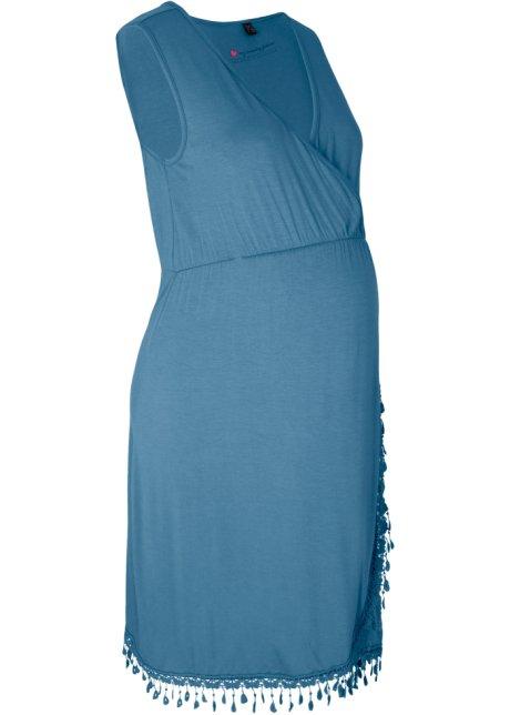 Wählen Sie für authentisch überlegene Materialien Neuankömmlinge Jersey-Stillkleid / Jersey-Umstandskleid