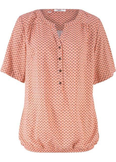 heiß seeling original Schnelle Lieferung farblich passend Bluse, Halbarm