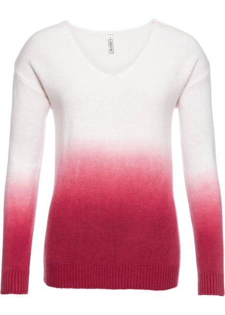 Damen Pullover mit Rundhals großen Größen bei bonprix