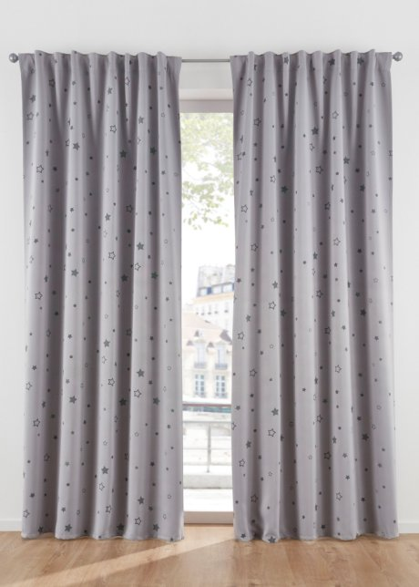 Landhaus Vorhang Blatt Muster Aus Polyester Fur Wohnzimmer 15
