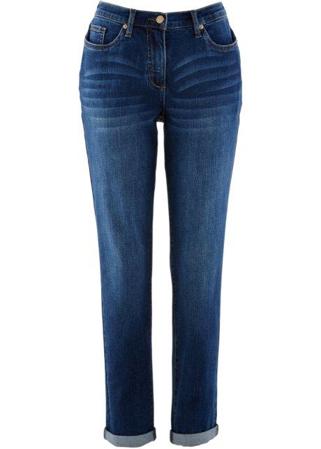 Stretch Boyfriend Jeans mit Bequembund
