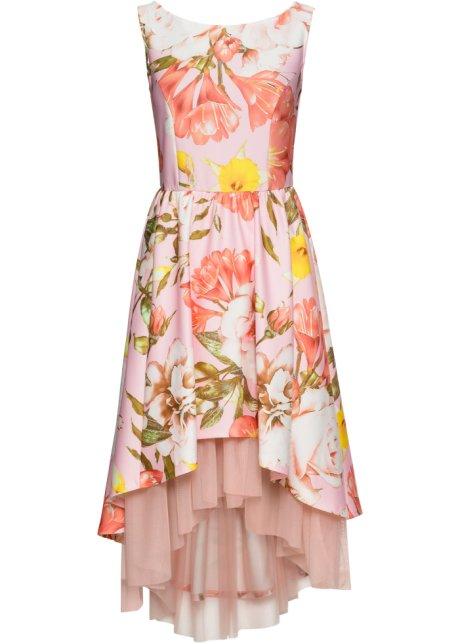 Damen Rosa mit Blumenprint bpc selection Sommerkleid 46 Gr ...