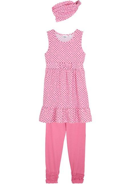 Leggings Baby Mädchen Kleid Set 2tlg KLEID