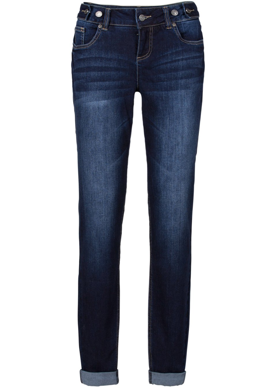 Angesagte Jeans mit Tapered Leg - dunkelblau Normal TDqxR 7XpIq