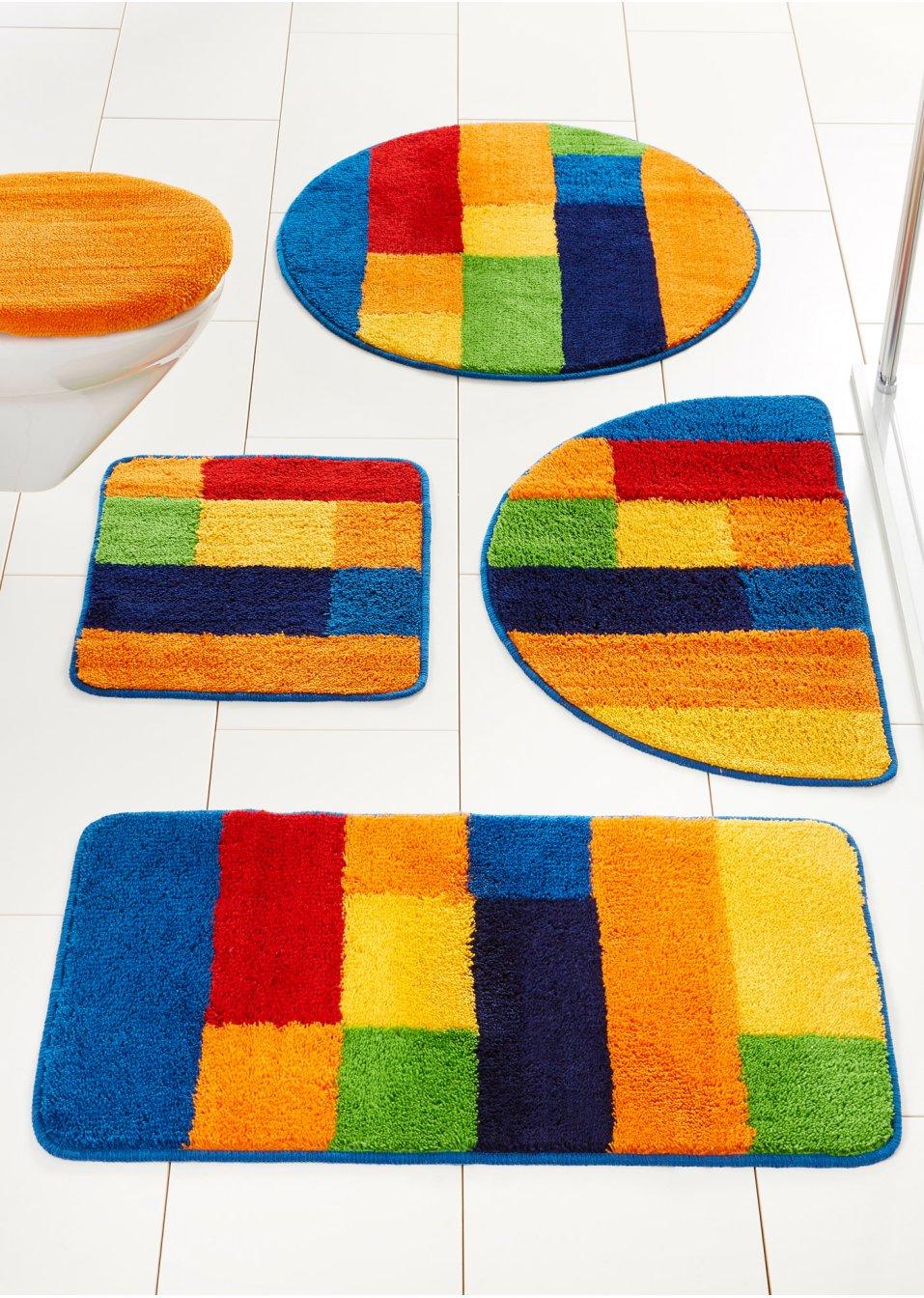 Farbenfroher Badespass Mit Der Badgarnitur Fun Multicolour