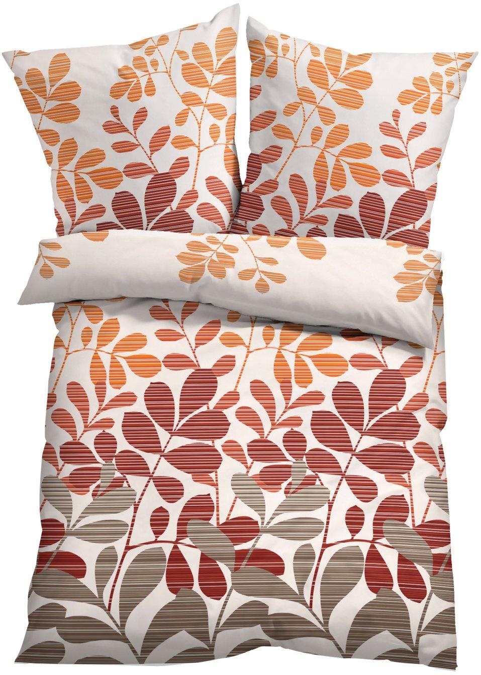 f r ein wohnliches schlafzimmer die bettw sche iris bunt linon. Black Bedroom Furniture Sets. Home Design Ideas