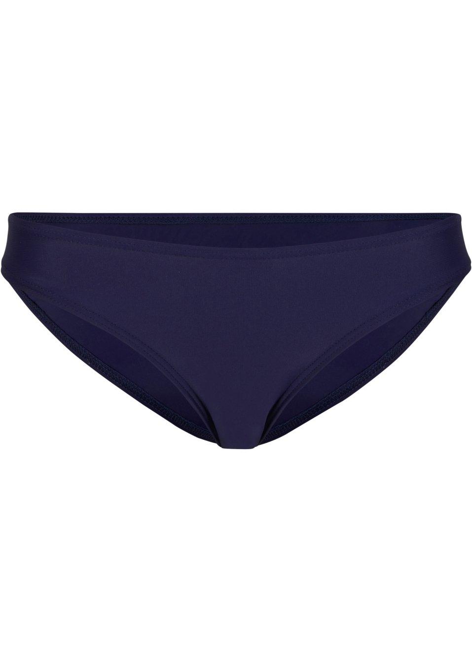 Tolle Bikinihose mit modischem Druck - dunkelblau cr1YS gSqnU