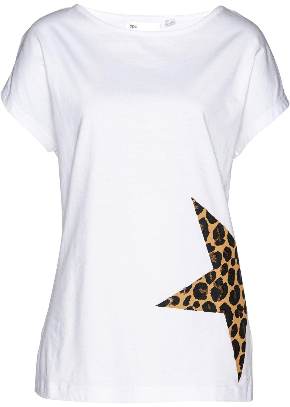 Shirt weiß bedruckt - bpc selection online bestellen - bonprix.de Z7sEf s46u5