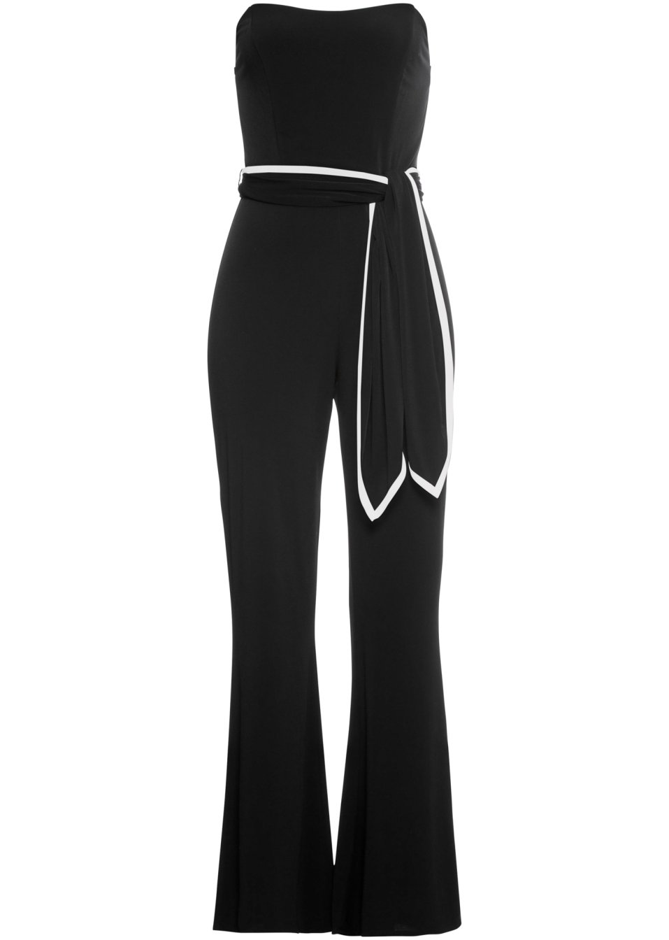 Jumpsuit schwarz/weiß - Damen - bonprix.de cM6xo p8WmR