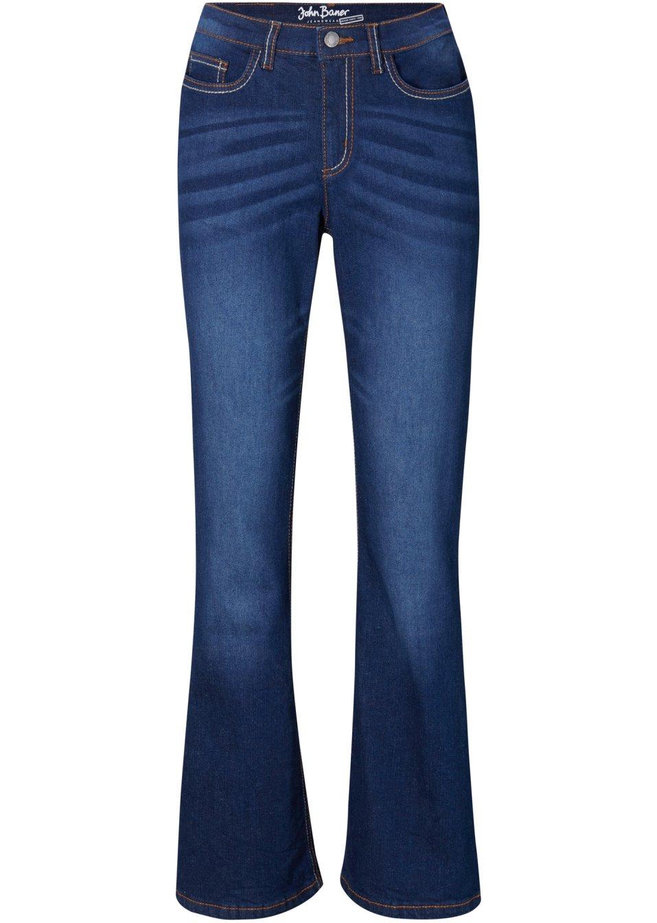 Authentic-Stretch-Jeans Bootcut blau - Damen - bonprix.de Kj9H0 wRE5G