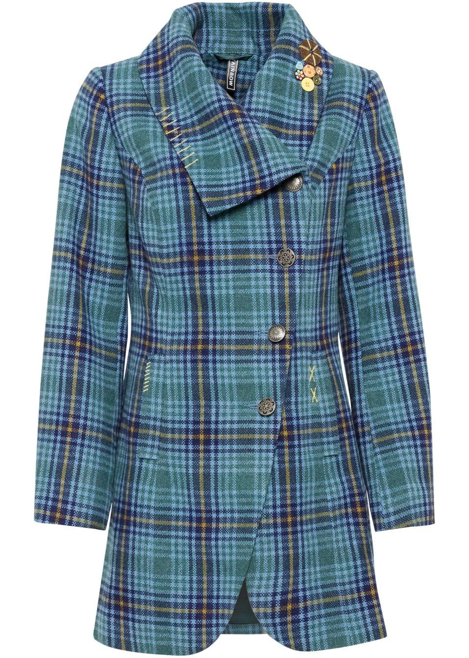 Mantel mit weitem Kragen Mantel mit weitem Kragen - Damen - bonprix.de bLnSY D3rGo