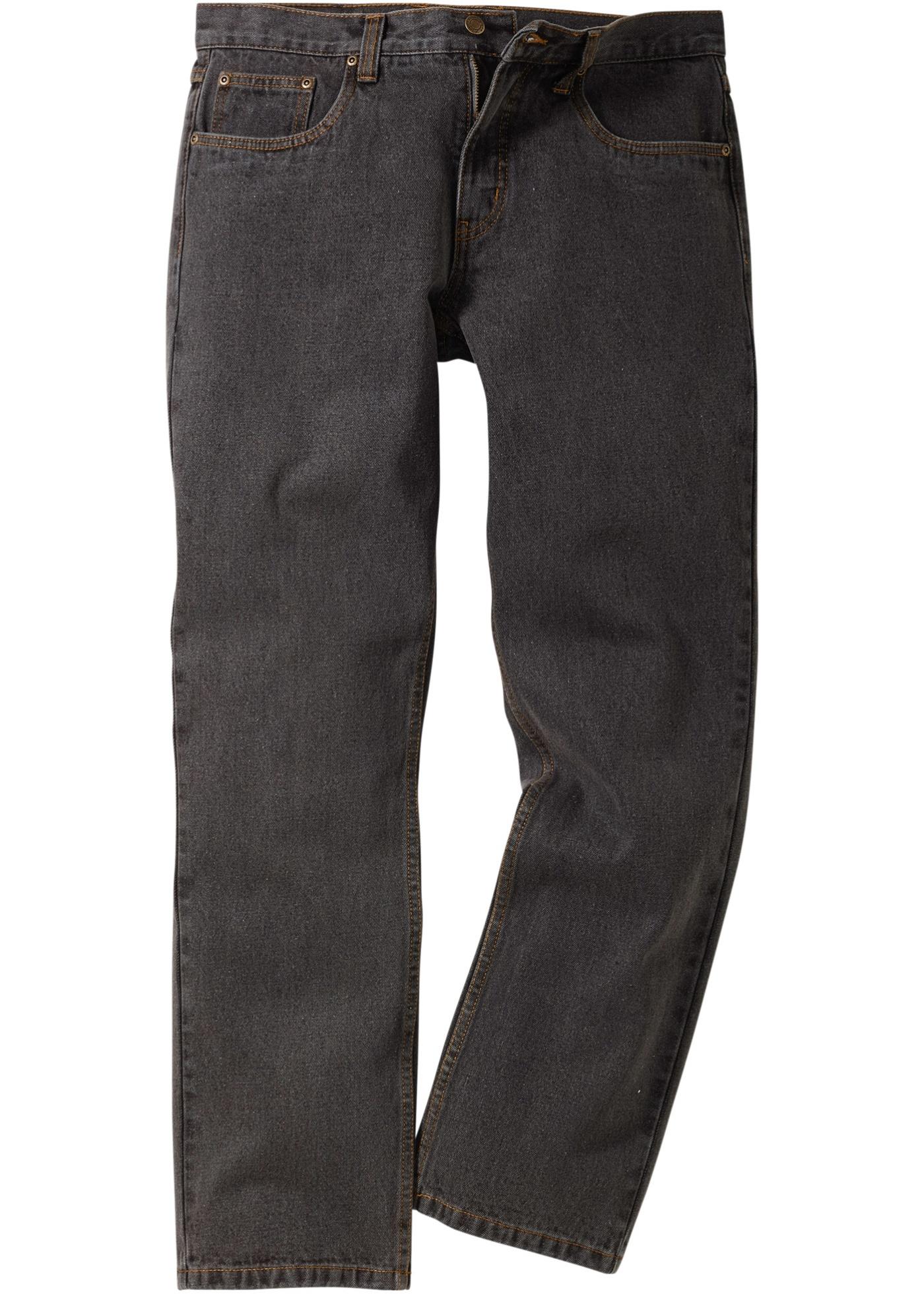 Jeans Regular Fit Straight, U+S-Größe