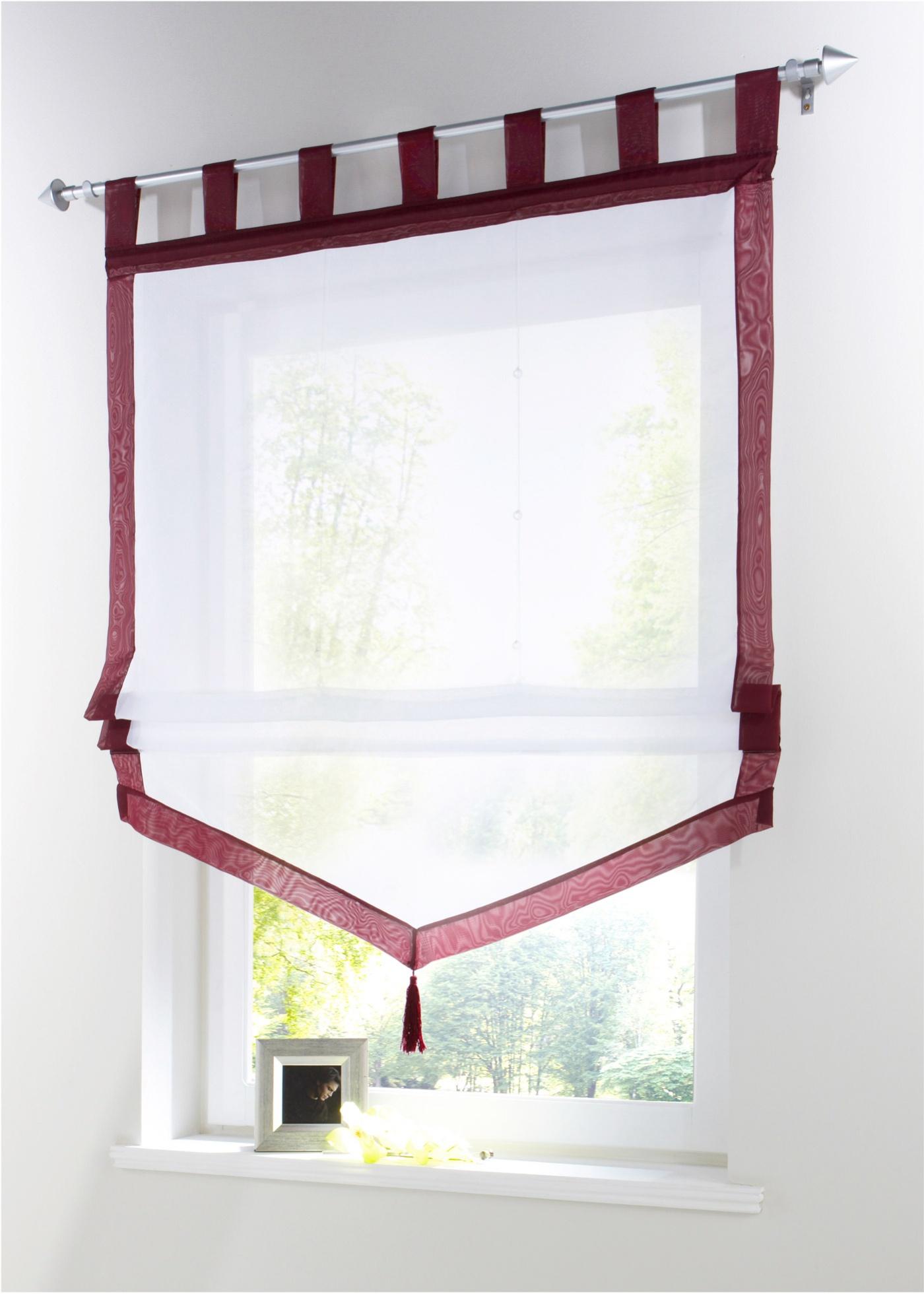raffrollo rot machen sie den preisvergleich bei nextag. Black Bedroom Furniture Sets. Home Design Ideas