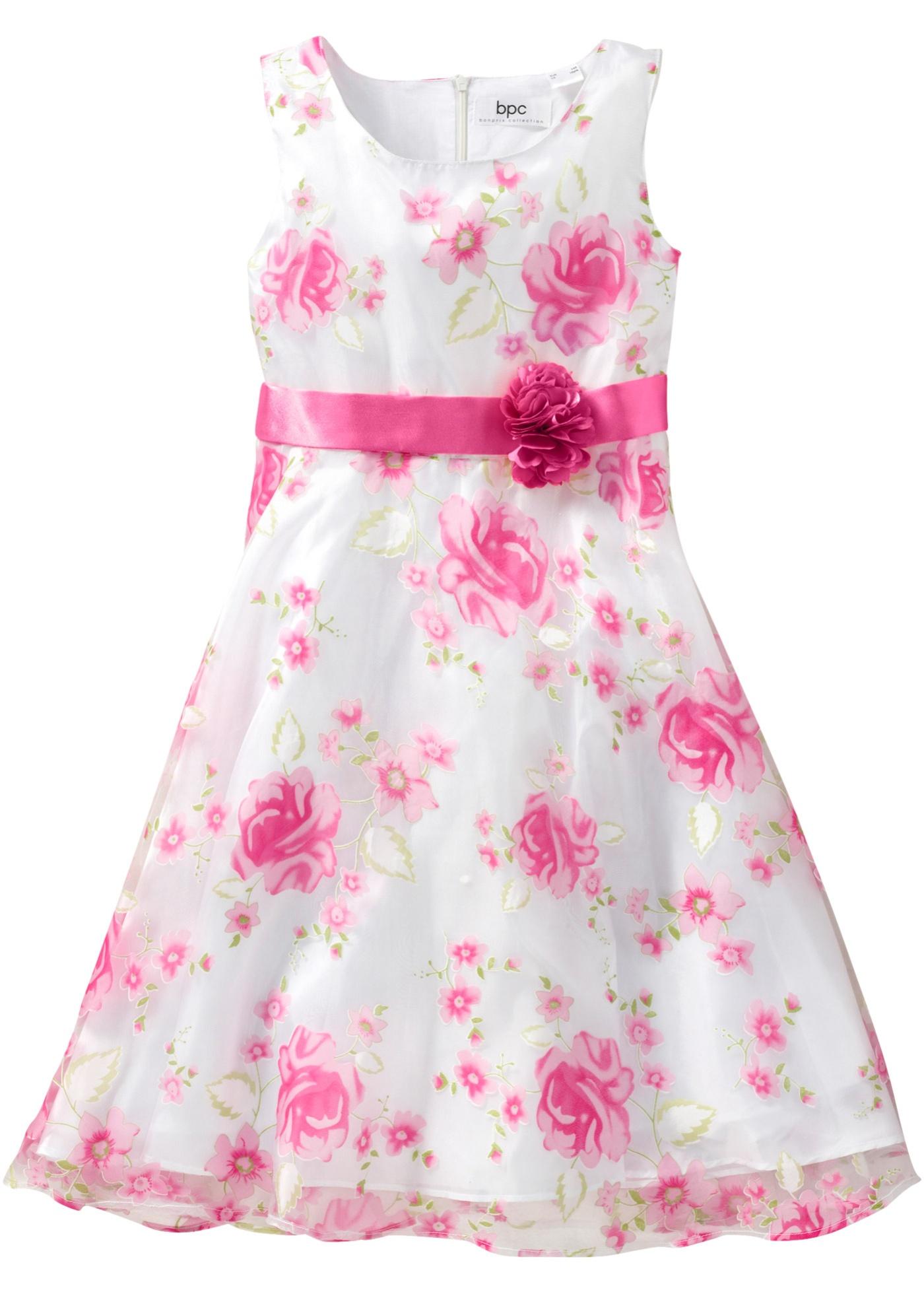 Bonprix Mädchen,Kinder Kleid, weit | 06957539477022