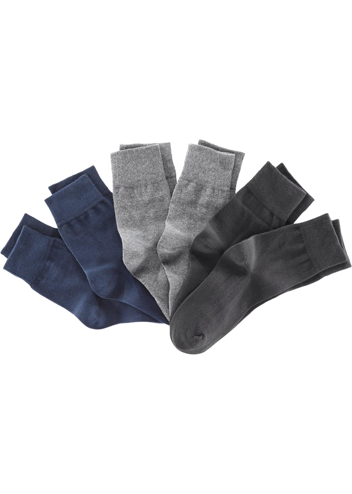 Unisex-Socken (6er-Pack)