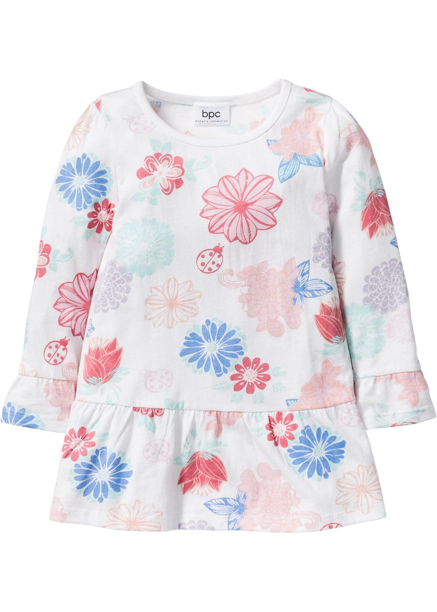 Kleid wei 134 for Bonprix kinderkleider