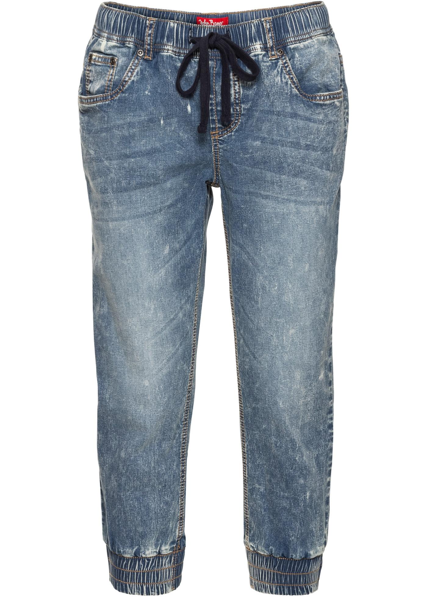damen jeans mit gummizug machen sie den preisvergleich. Black Bedroom Furniture Sets. Home Design Ideas