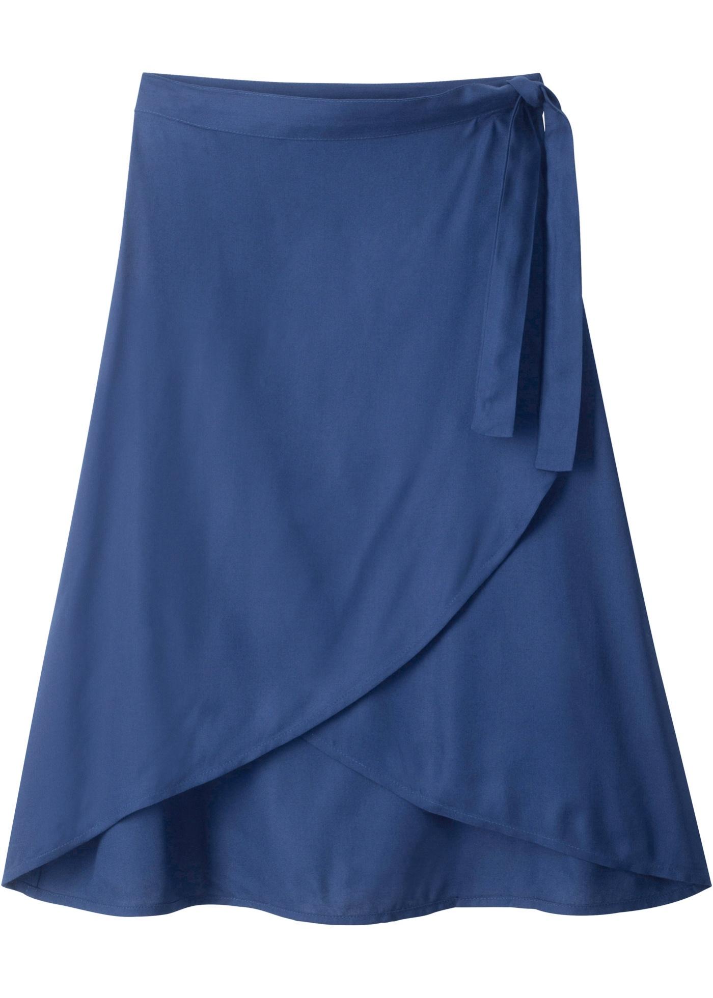 Wickelrock in blau für Mädchen von bonprix