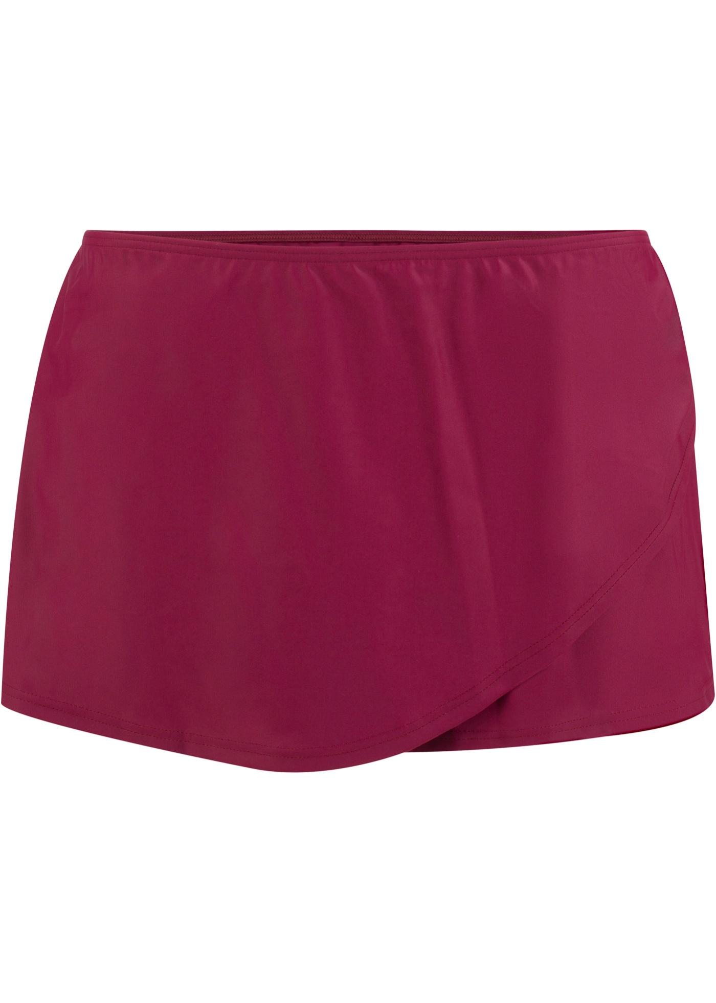 Wickelrock in rot für Damen von bonprix