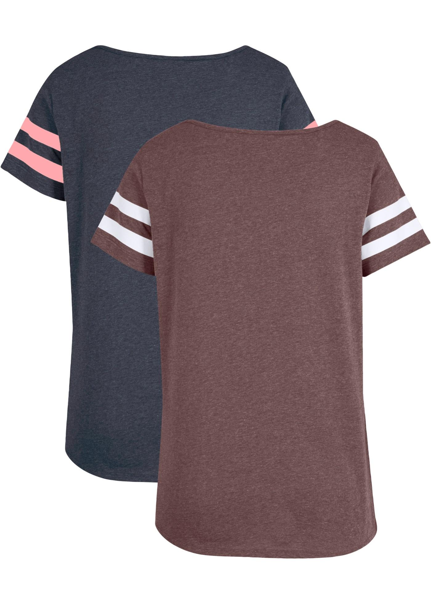Sport-Shirt (2er Pack), kurzarm