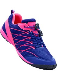 Trekkingschuh, bpc bonprix collection, blau/pink