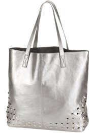 Nietenshopper, bpc bonprix collection, silber