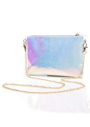 Clutch »Marcell von Berlin for bonprix«, Marcell von Berlin for bonprix, silberfarben