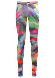 Legging estampada colorida
