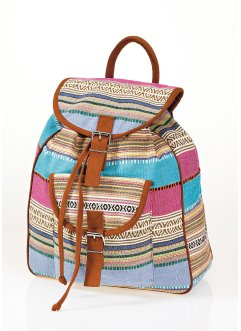 "Rucksack ""Hippie"", bpc bonprix collection, beige"