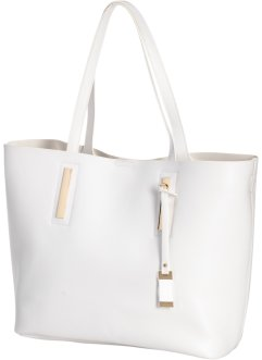 Handtasche, bpc bonprix collection, creme
