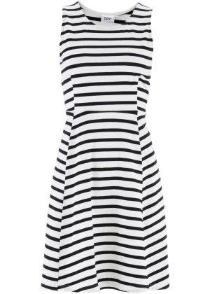 Bonprix Damen Ärmelloses Jersey-Kleid | 08903340814080