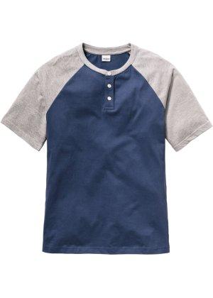 Bonprix Herren T-Shirt mit Raglanärmeln Regular Fit | 08902497048249