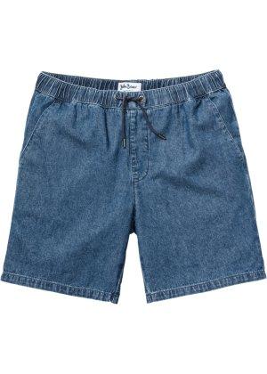 Bonprix Herren Leichte Jeansshorts Regular Fit | 09580060445610