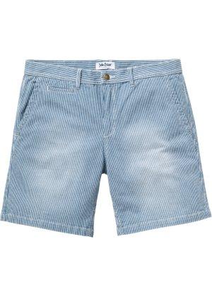 Bonprix Herren Stretch-Jeans Longshorts Regular Fit | 08904033768222