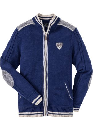 Bonprix Herren Trachten-Strickjacke Regular Fit | 08941101921530