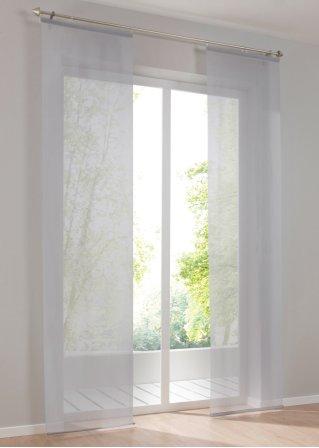 schiebegardinen f r stilvolle lichteffekte bonprix. Black Bedroom Furniture Sets. Home Design Ideas