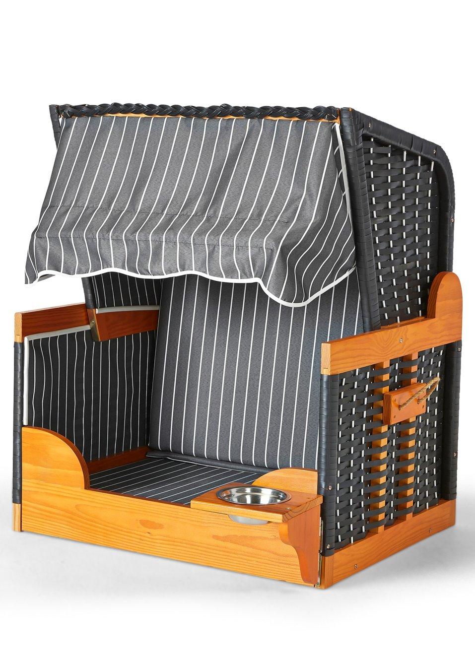 luxus f r den vierbeinigen liebling hunde strandkorb. Black Bedroom Furniture Sets. Home Design Ideas