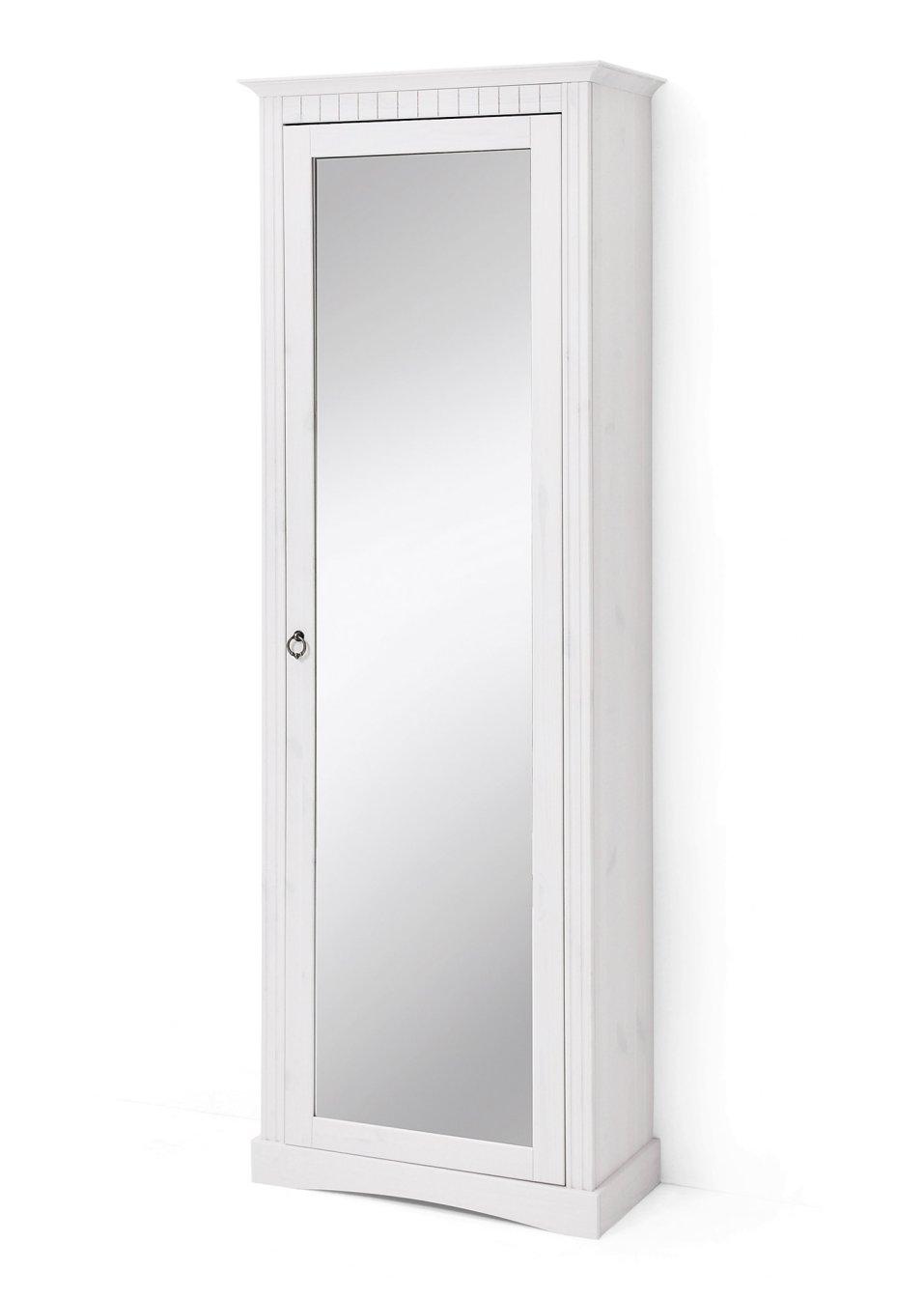 zwei in einem schuhschrank mit spiegel neapel wei mit spiegel. Black Bedroom Furniture Sets. Home Design Ideas