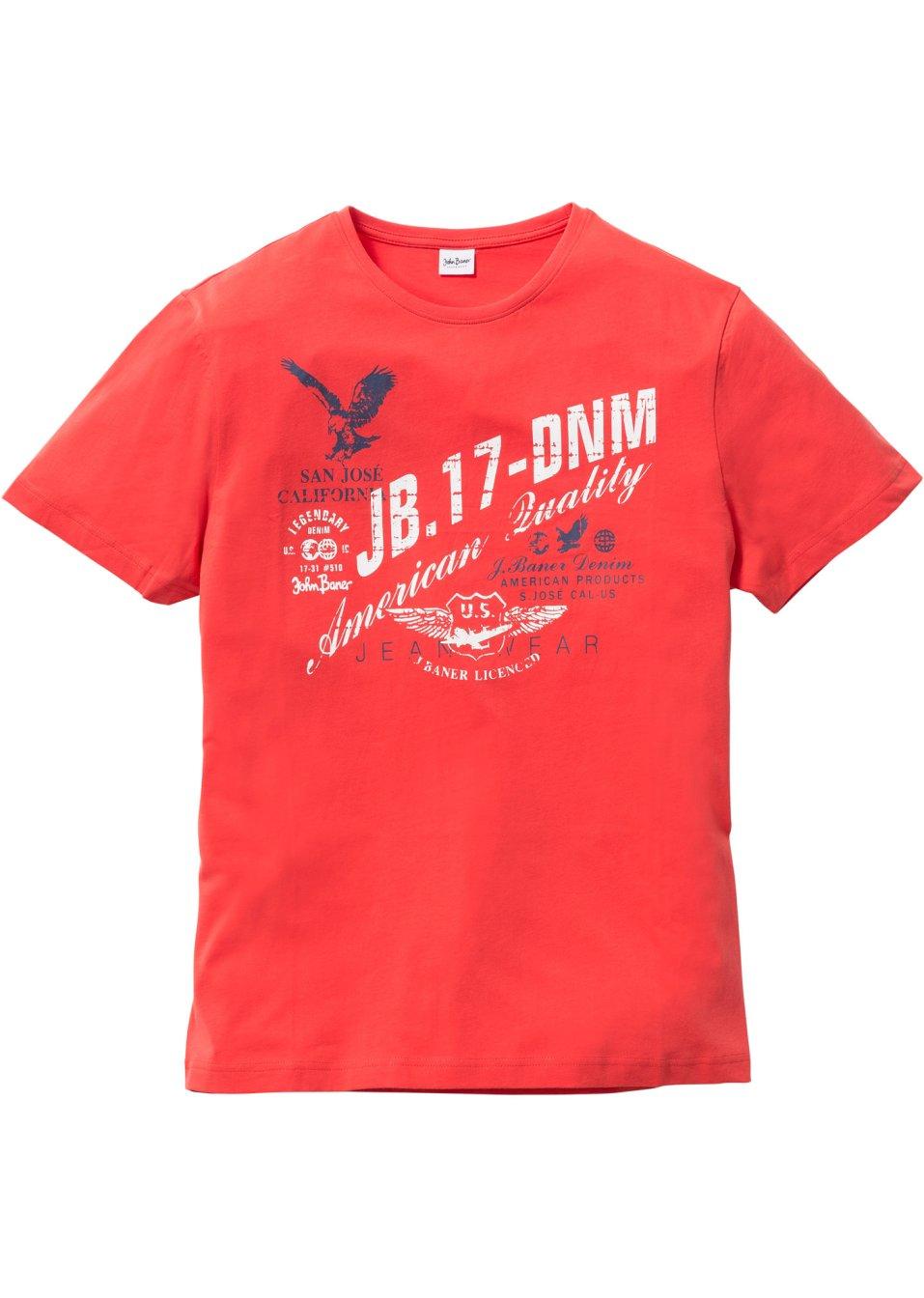 L 228 Ssiges T Shirt Mit Druck Hummer