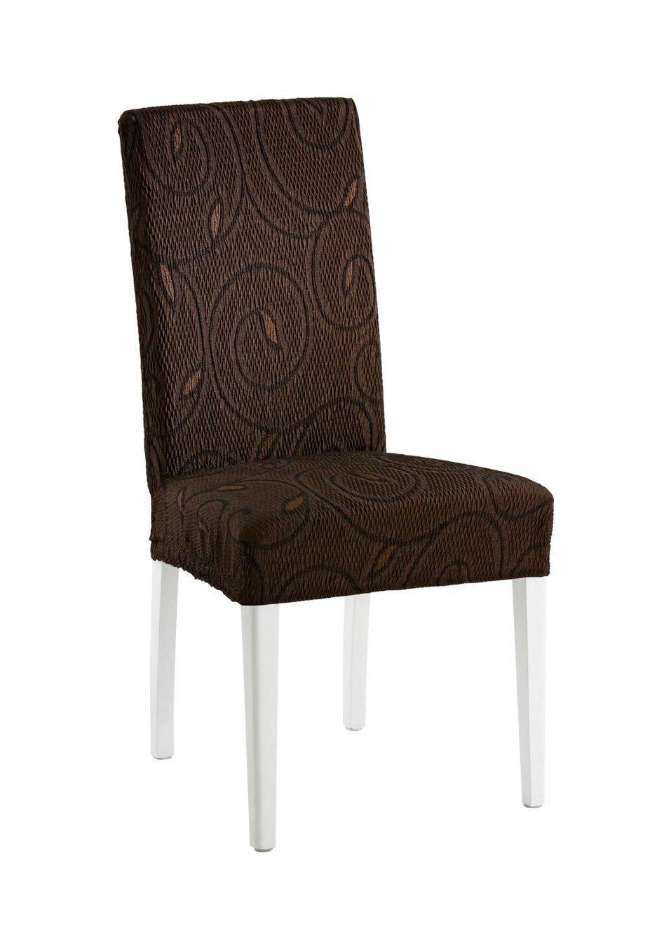stuhlhusse milan braun bpc living. Black Bedroom Furniture Sets. Home Design Ideas